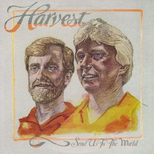 Harvest - Send Us To The World (Vinyl) - Christian Rock, Christian Metal