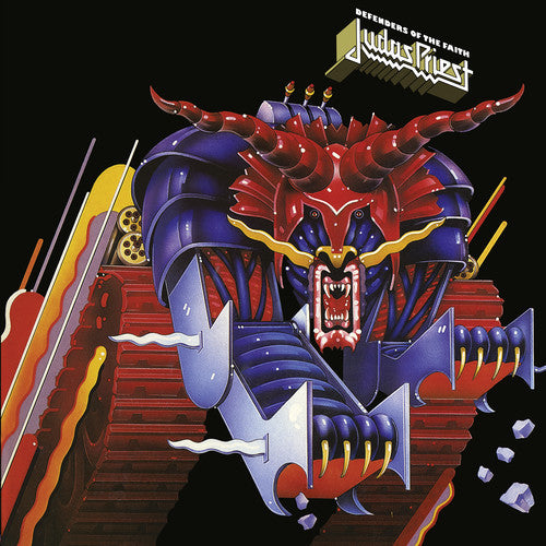 Judas Priest - Defenders of the Faith (Vinyl) 180 Gram Black Vinyl