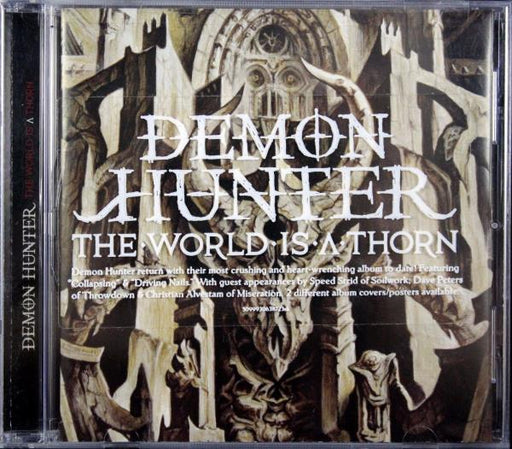 Demon Hunter - The World Is a Thorn (CD)