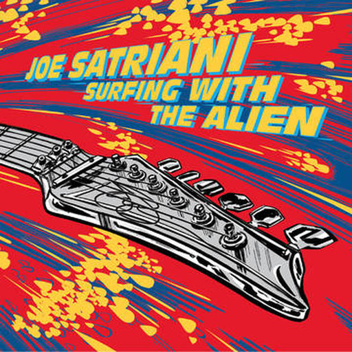 JOE SATRIANI – SURFING WITH THE ALIEN (2LP) (RSD 2019)