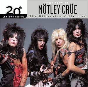 Motley Crue - 20th Century Masters: Millennium Collection [Importado]  CD