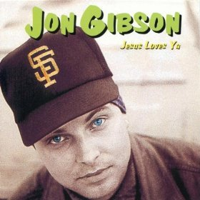 Jon Gibson - Jesus Loves Ya (CD) Pre-Owned. MINT