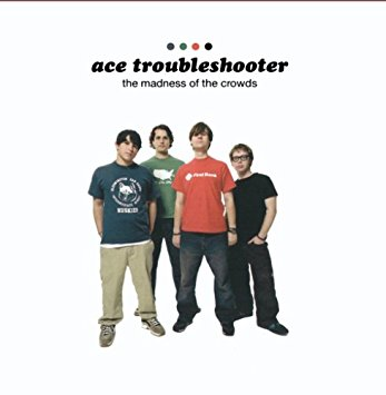 Ace Troubleshooter - The Madness of the Crowds (CD) - Christian Rock, Christian Metal