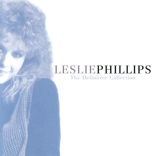 Leslie Phillips - The Definitive Collection (CD)