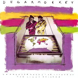 DeGarmo and Key - Commander Sozo and the Charge of the Light Brigade (Vinyl)