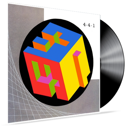 441 (Vinyl) 4-4-1 80's Alternative Christian Pop