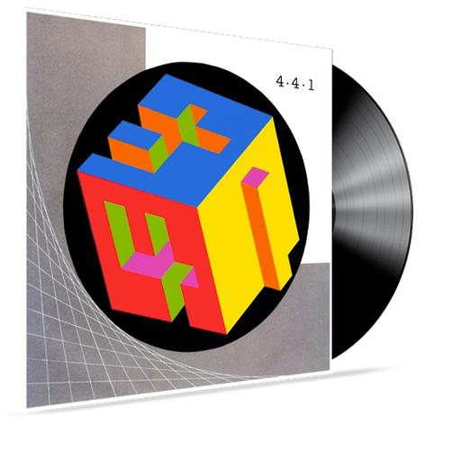 441 (Vinyl) 4-4-1 80's Alternative Christian Pop - Christian Rock, Christian Metal