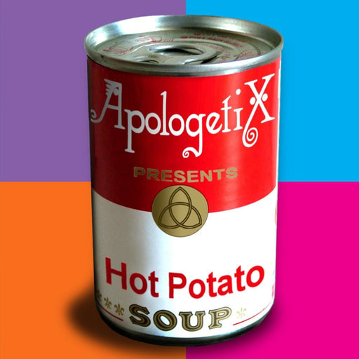 Apologetix - Hot Potate Soup (CD) Parody of Guns N Roses, Judas Priest,