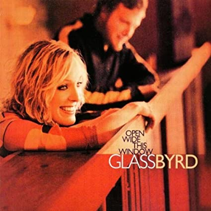 Glassbyrd - Open Wide This Window (CD)