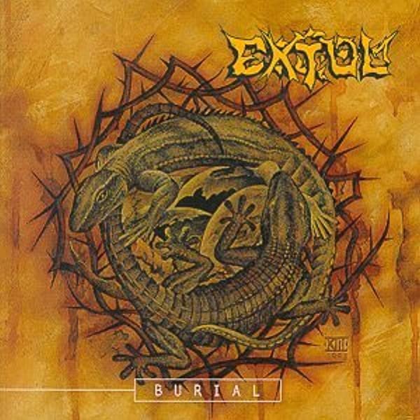 Extol - Burial (CD)