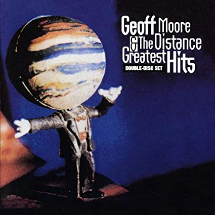 Geoff Moore and the Distance - Greatest Hits (Double Disc Set) Pre-Owned