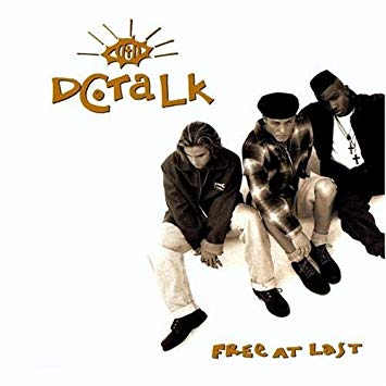 DC Talk - Free at Last (CD) pre-owned - Christian Rock, Christian Metal