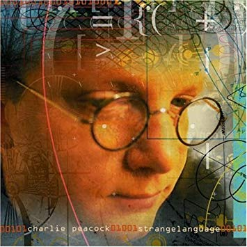 Charlie Peacock - Strange Language (CD) Pre-owned 1996 - Christian Rock, Christian Metal
