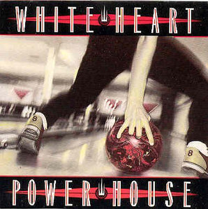 White Heart - Power House (Used CD) 1990 StarSong MINT COND.