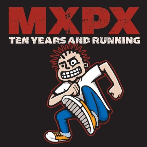 MXPX - Ten Years Running (CD) Pre-Owned