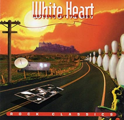 Whiteheart - Nothing But the Best (CD) Rock Classics
