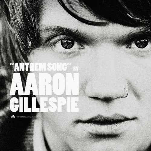 Aaron Gillespie - Anthem Song (CD) - Christian Rock, Christian Metal