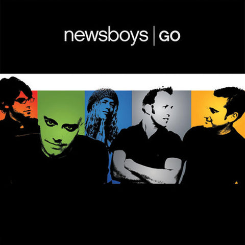 Newsboys - Go (CD) pre-owned