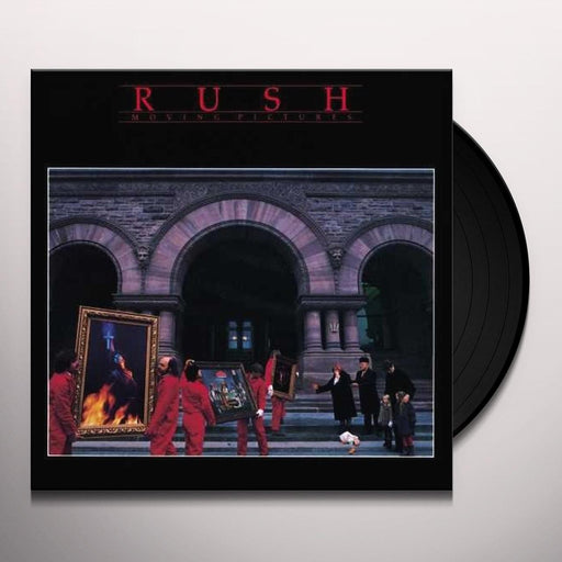 Rush - Moving Pictures (Vinyl)