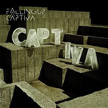Falling Up - Captiva (CD)