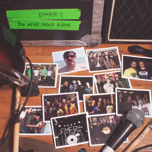Emery - You Were Never Alone (CD)