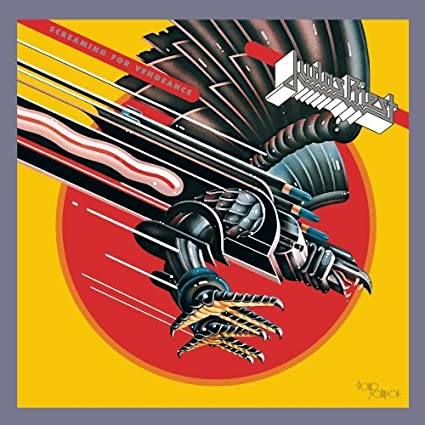 Judas Priest - Screaming For Vengeance (CD) Remastered