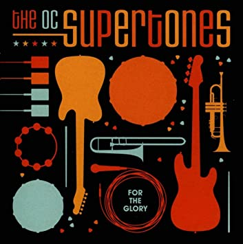 The OC Superstones - For The Glory (CD)