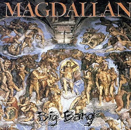 Magdallan - Big Bang (CD) Original Pressings