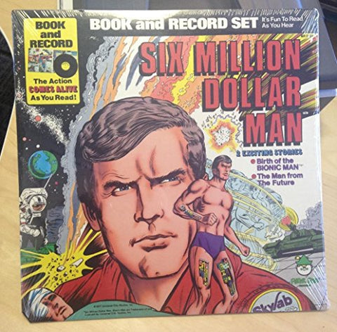 Peter Pan Records- Six Million Dollar Man (Vinyl)
