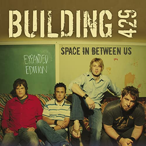 Building 429 - The Space Between Us (CD)