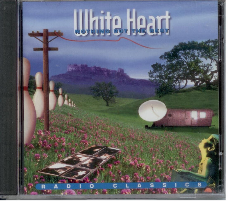 Whiteheart - Nothing But the Best (CD) Radio Classics