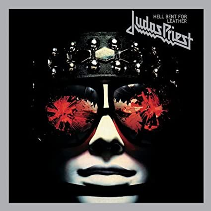Judas Priest - Hell Bent For Leather (CD) *2 Bonus Tracks