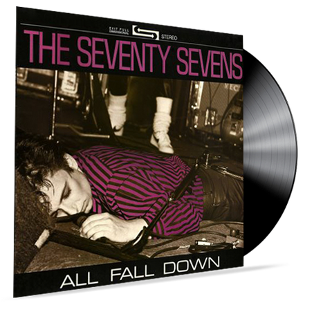 77's Seventy Sevens - All Fall Down (Vinyl)