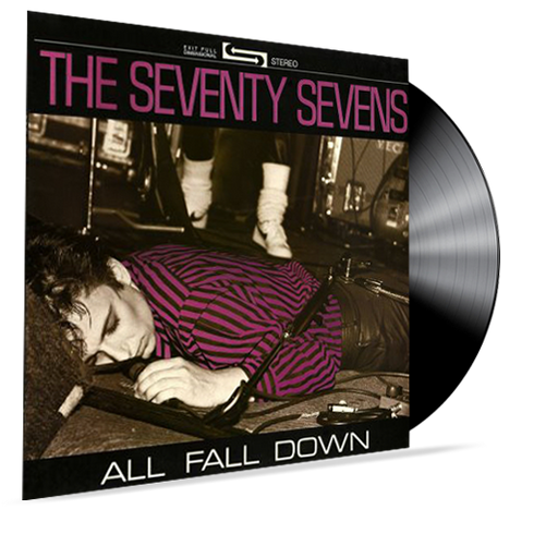 77's Seventy Sevens - All Fall Down (Vinyl) - Christian Rock, Christian Metal