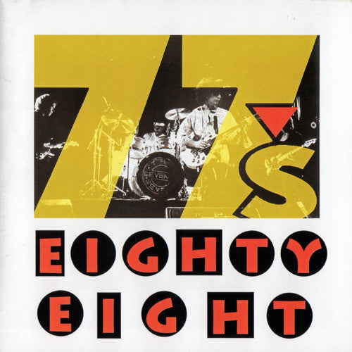 Seventy Sevens - 77's Eight Eight 88 (Pre-Owned CD) - Christian Rock, Christian Metal