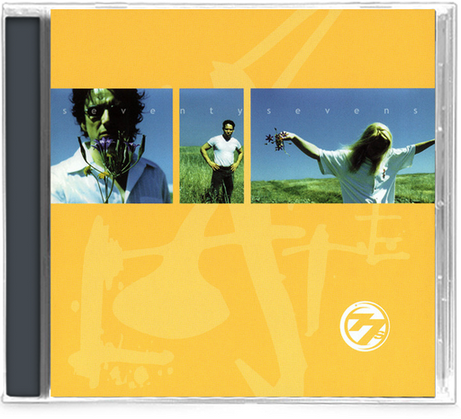 77's Seventy Sevens - Late (CD) - Christian Rock, Christian Metal