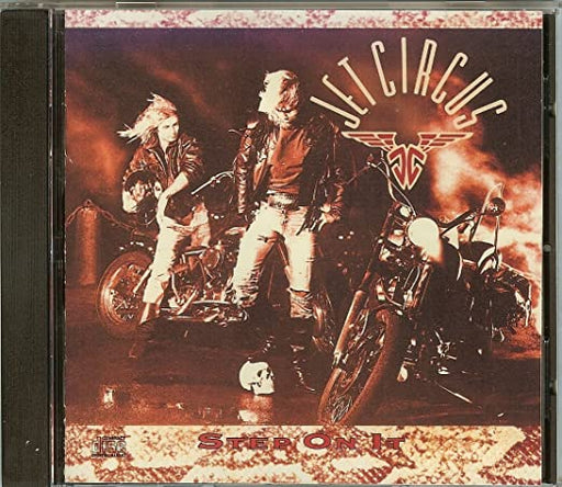 Jet Circus - Step On It (CD)