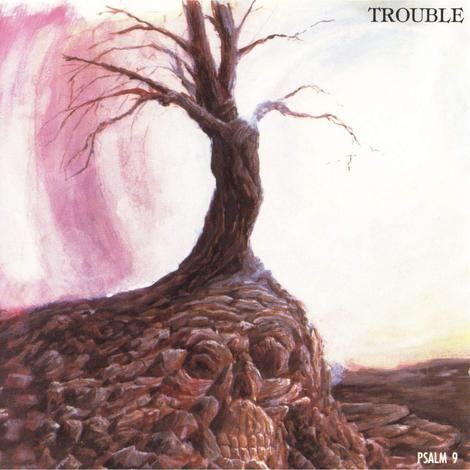 Trouble ‎– Psalm 9 (*NEW-CD, 2020, Hammerheart Records) Import Remaster with foil slipcase