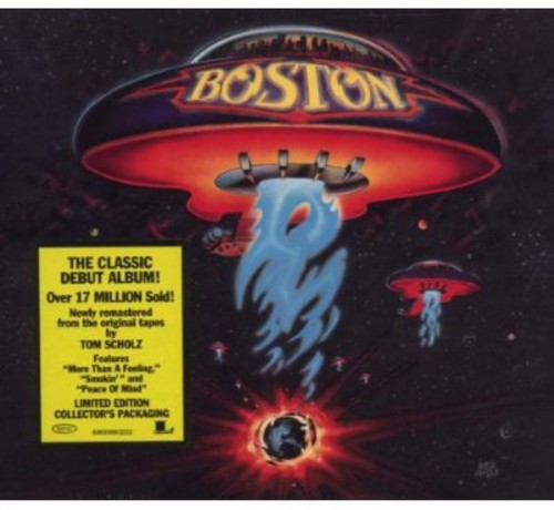 Boston (CD) New/Sealed CD