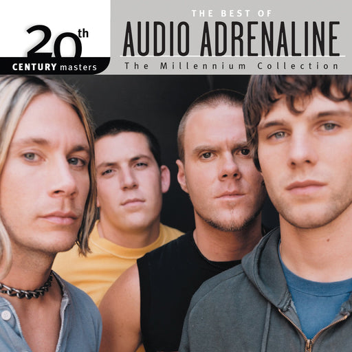 Audio Adrenaline - The Millennium Collection (CD)