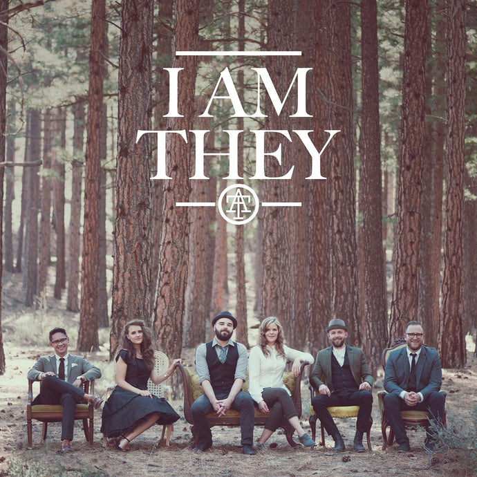I Am They (CD) 2015 Provident