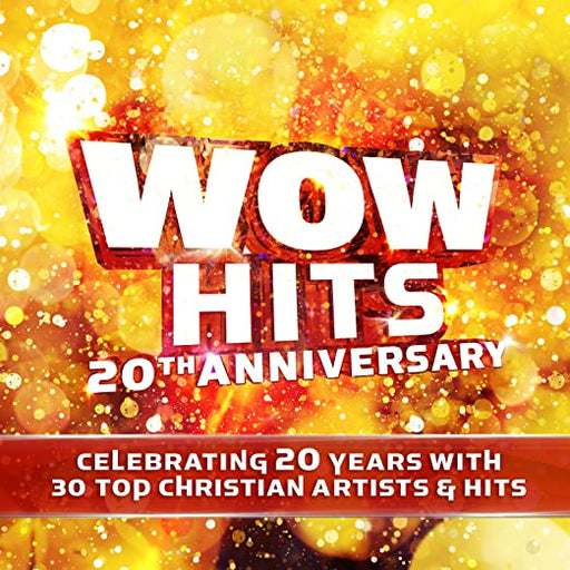 WOW Hits 20th Anniversary (CD)