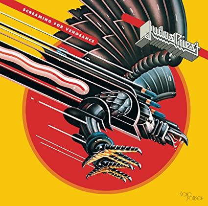 Judas Priest - Screaming For Vengeance (Vinyl) 180 Gram Black Vinyl