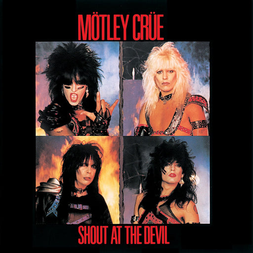 Motley Crue - Shout At The Devil [Import] CD