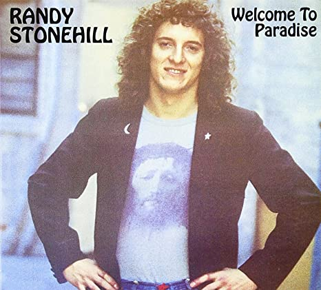 Randy Stonehill - Welcome To Paradise (CD)