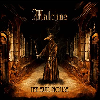 Malchus - The Evil House (CD)