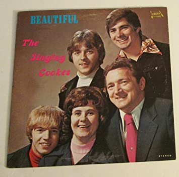 The Singing Cookes - Beautiful (Vinyl)