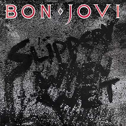Bon Jovi - Slippery When Wet (Vinyl)