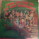 Wendy Hopkins and the Backyard Gang- Come on Over to My Own Backyard (Vinyl)