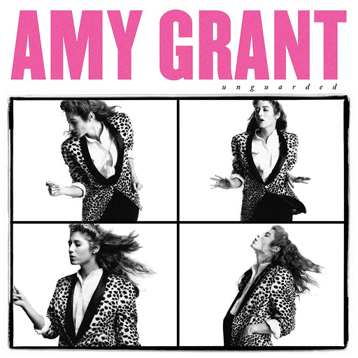 Amy Grant - Unguarded (New *2020 Edition - Gatefold LP Jacket, Limited Edition)